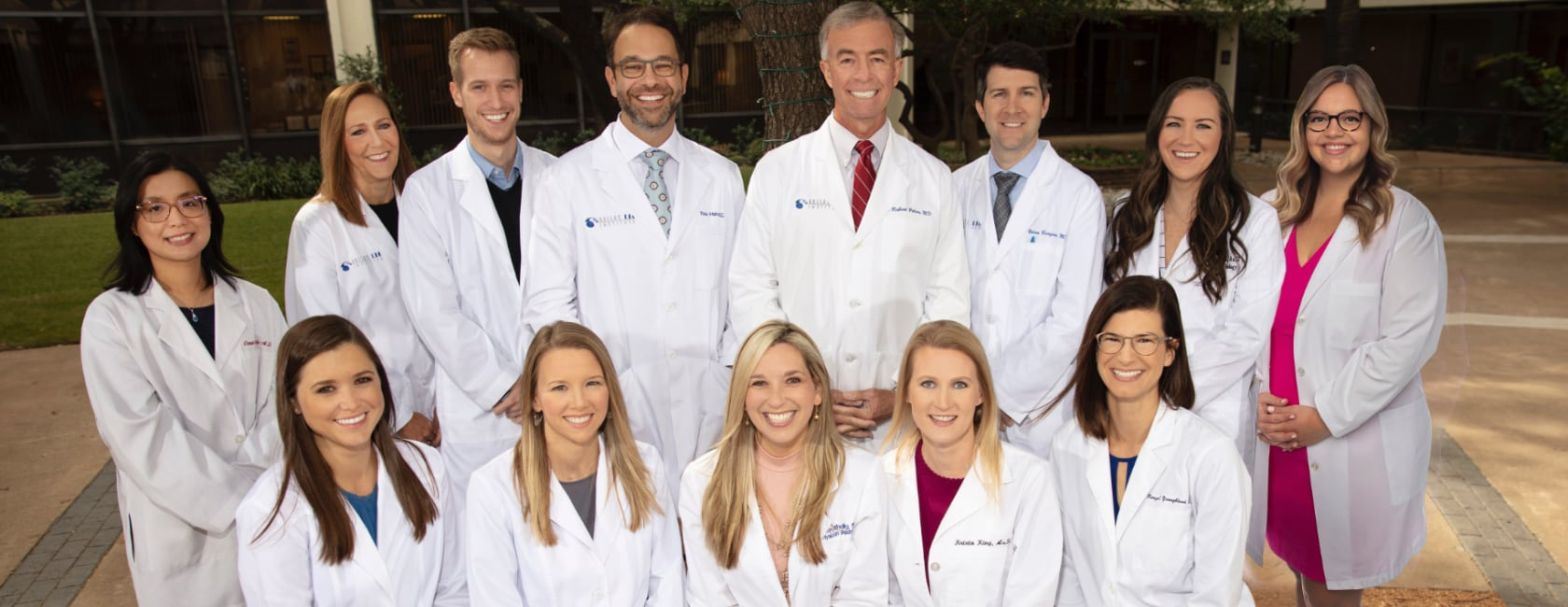 Meet our Providers at Dallas Ear Institute and Hearing Center